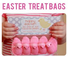 Peep Easter treat! xoxo