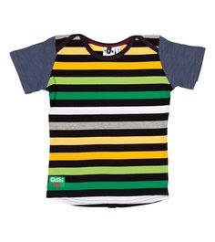 Sid S/S T Shirt, Oishi-m Clothing for kids, Holiday 2015, www.oishi-m.com