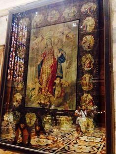 """""""Tapestry in Duomo, Milan"""""""