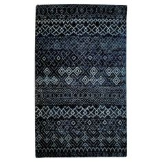 Ren Wil Dakota x Thin Moroccan & Tribal Area Rug Blue Home Decor Rugs Area Rugs Navy Rug, Blue Home Decor, Wall Decor, Wall Art, Accent Furniture, Blue Area Rugs, Framed Artwork, Home Accessories, Picture Frames