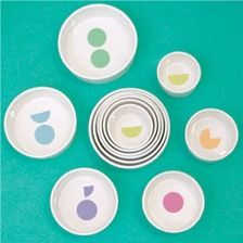 Portion control bowls - help when you want to watch what you eat Kitchen Hacks, Kitchen Gadgets, Kitchen Stuff, Healthy Diet Recipes, Healthy Life, Healthy Food, Healthy Eating, Gadgets And Gizmos, Cool Gadgets