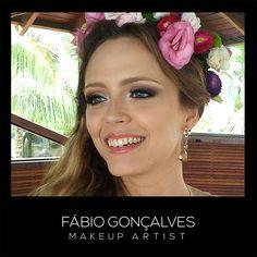 Make de Fábio Gonçalves na noiva Débora Polo Maresias-SP. #casamento #wedding #weddingmakeup #bridemakeup #bride #maquiagemnoiva #maquiagem #beauty #beleza #noiva
