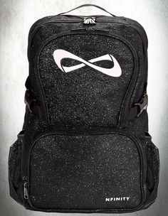 Ninfinty sparkly backpack!