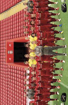 Lfc Wallpaper, Liverpool Fc Wallpaper, Liverpool History, Liverpool Football Club, Champions League, Matcha, Premier League, Aerial View, Fifa