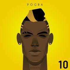 Paul Pogba - masaik.co