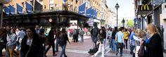 Being The Creative Quarter - DublinTown Christmas In Ireland, Dublin, Street View, Creative