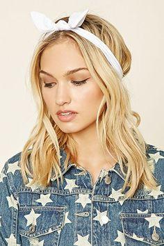 Bow Tie Headwrap