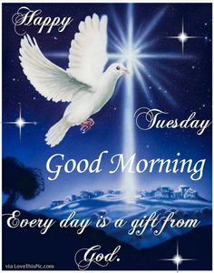 Religious Happy Tuesday Good Morning Quote