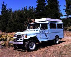 Toyota Landcruiser LWB 1985