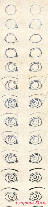 Amazing Learn To Draw Eyes Ideas. Astounding Learn To Draw Eyes Ideas. Eye Drawing Tutorials, Drawing Techniques, Drawing Tips, Art Tutorials, Doll Face Paint, Doll Painting, Doodle Drawing, Realistic Eye Drawing, Doll Eyes