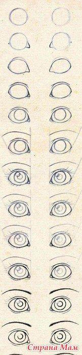 ОНЛАЙН по рисованию лица 2 ЧАСТЬ - Игрушки своими руками - Страна Мам