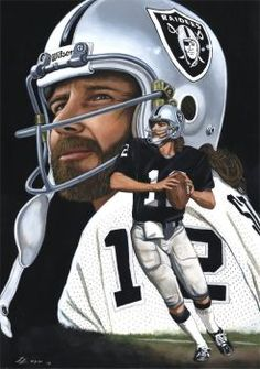 Everything You Have Always Wanted To Know About Football Raiders Quarterback, Raiders Cheerleaders, Raiders Players, Nfl Raiders, Raiders Baby, Raiders Stuff, Raiders Hoodie, Oakland Raiders Football, Football Art