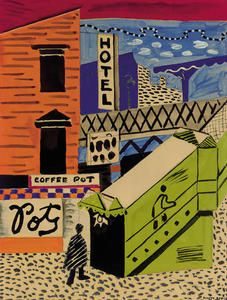 Stuart Davis - Coffee Pot n ° 2