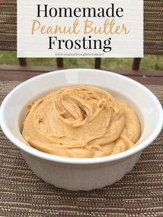 Peanut Butter Frosti
