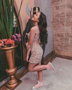 Pinterest Photography, Brazilian Women, Aesthetic Look, Foto Pose, Ulzzang Girl, Look Fashion, Beautiful Dresses, Party Dress, Photoshoot