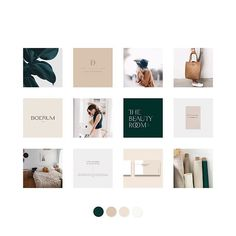 Happy #moodboardmonday friends! I'm so excited to show you this pretty one. This board was by far the most difficult one I've ever created, but I'm so dang excited about it. I'm wrapping up the branding for this one soon, and can't wait to show you all. Any guesses on the brand keywords? • #whitespacesummer #fwportfolio #creativeladydirectory #minimaldesign #theartofslowliving #stylemepretty #designinreallife #calledtobecreative #fueledwithheart #createcultivate #creativeentrepeneur #designinspi Web Design, Layout Design, Graphic Design, Mood Board Inspiration, Design Inspiration, Tableaux D'inspiration, Instagram Design, Social Media Design, Minimal Design