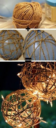Amazing DIY Projects To Make Your Own Handmade Lamp
