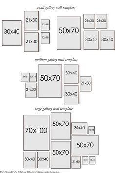 Room Frames: 60 Tips for Decorating the Environment - New Decor .- Zimmerrahmen: 60 Tipps zum Dekorieren der Umgebung – Neu dekoration stile Room frames: 60 tips for decorating the surroundings room -