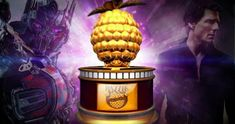 Transformers & The Mummy Lead 2018 Razzie Nominations -- Transformers: The Last Knight leads the pack with nine nominations, followed by The Mummy with 8 nominations for the 2018 Razzies. -- http://movieweb.com/2018-razzies-awards-nominations/