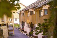 Springhill Cohousing, Stroud, Gloucestershire, UK. First custom-built cohousing in UK