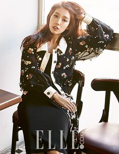 Park Shin Hye & Elle Korea Are Welcomed With Warmth In Paris | Couch Kimchi