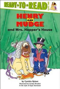 Henry and Mudge and Mrs. Hopper's house : the twenty-second book of their adventures by Cynthia Rylant