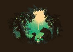 """""""Just Like Honey"""" - Threadless.com - Best t-shirts in the world"""