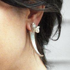 Pamela Love - Eagle Claw Earring
