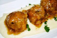 Varomeando: Albóndigas en salsa española
