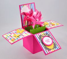 Snippets By Design: Card in a Box
