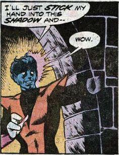 Nightcrawler. (X-Men Vol.1 #103)
