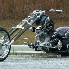 Custom Choppers Harley Davidson (62)