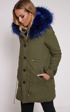 Parkas Fur and Warm on Pinterest