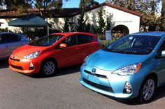 2012 Toyota Prius C off to Fast Start...sold over 1,200 in three days.