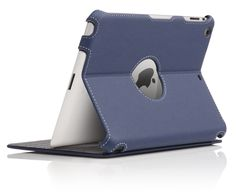 be the envy of your peers with your blue iPad Mini Vuscape case by Targus