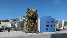Fototapete Bilbao - Guggenheim Museum (Nr. 15198) www.berlintapete.de
