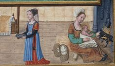 Miniature from the Hours of Albrecht of Brandenburg Flanders, Bruges, c.1522  Fitzwilliam Museum, MS 294c