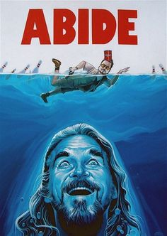 the big lebowski re-imagined as jaws