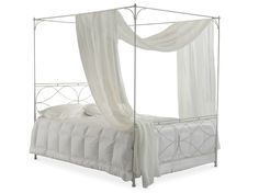 RAPHAEL Canopy bed by Cantori