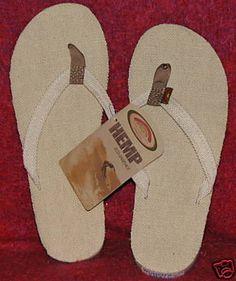 6213fb2c40e18 Just bought a pair of these hemp flip flops. Hemp