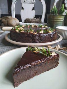 PASTU domov: Banánový cuketový dort Food, Meals