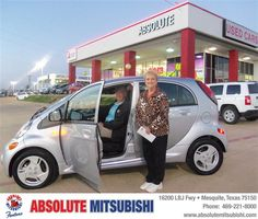 #HappyAnniversary to Archie Kelly on your 2012 #Mitsubishi #I-Miev from Carlos Carmenate  at Absolute Mitsubishi!