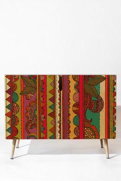 Valentina Ramos Oxacas Credenza | DENY Designs Home Accessories
