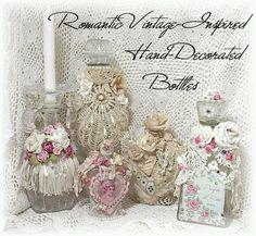 Perfume bottles I love