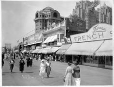 Atlantic city 1923
