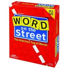 """""""One of my favorite word games. Great at parties.""""  I will definitely have to try out this game!  :)"""