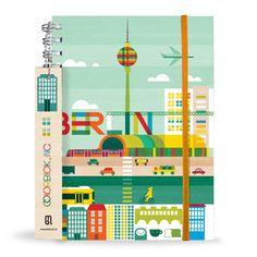 Agenda 2013 Berlin. #gifts #christmas