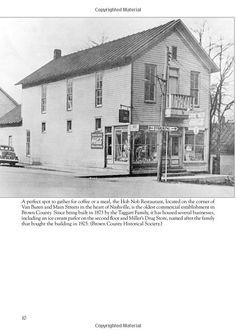 Hob Nob Restaurant, Nashville, Brown County, Indiana