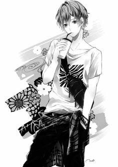 Imagenes De Anime Bad Boy