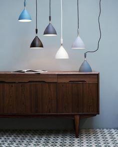 Pendant lamp by Dokka